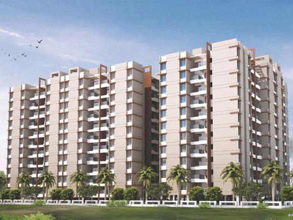 flats in Wagholi