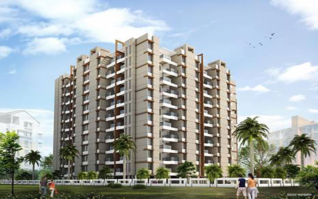 1 BHK flats wagholi