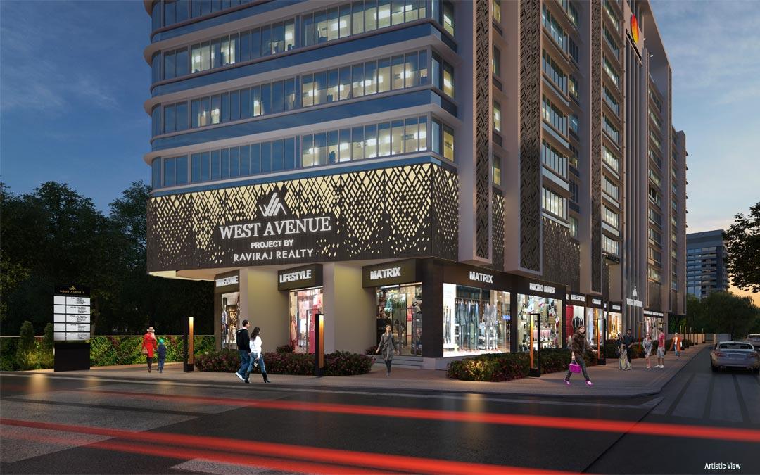 West Avenue Aundh Pune