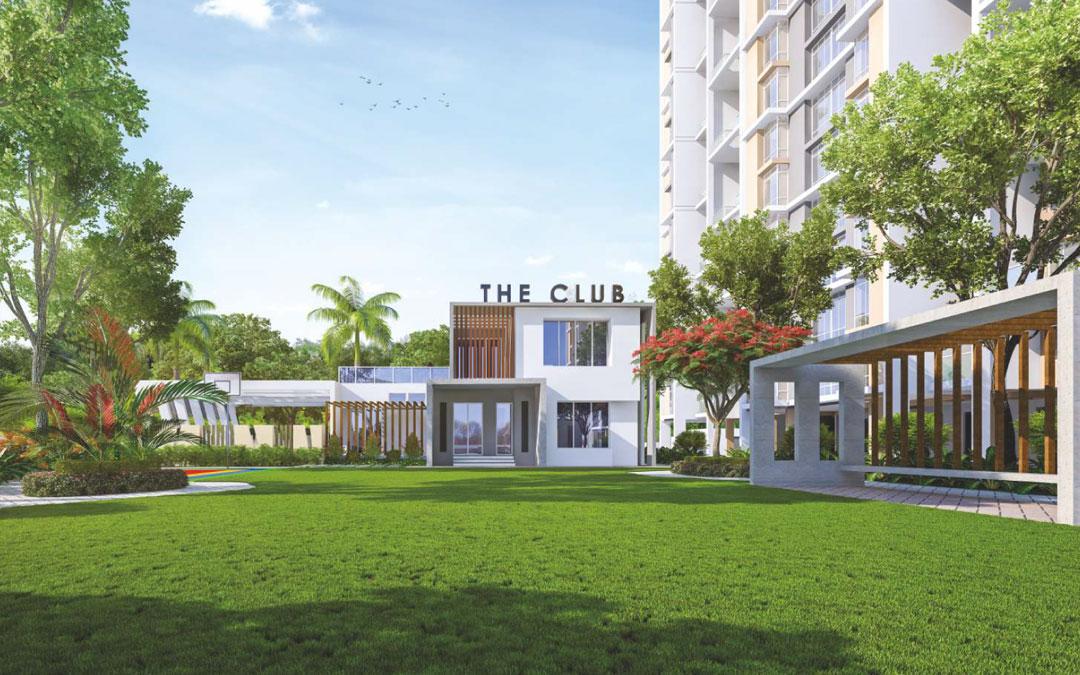 Ravinanda Towers Wagholi