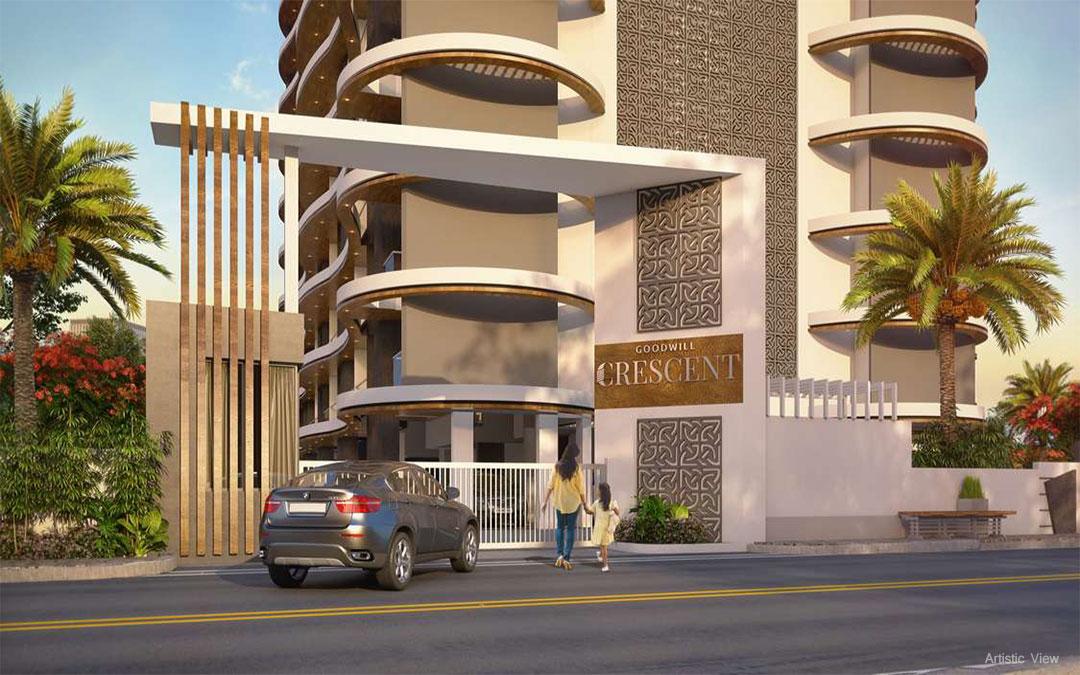 Goodwill Crescent Pune