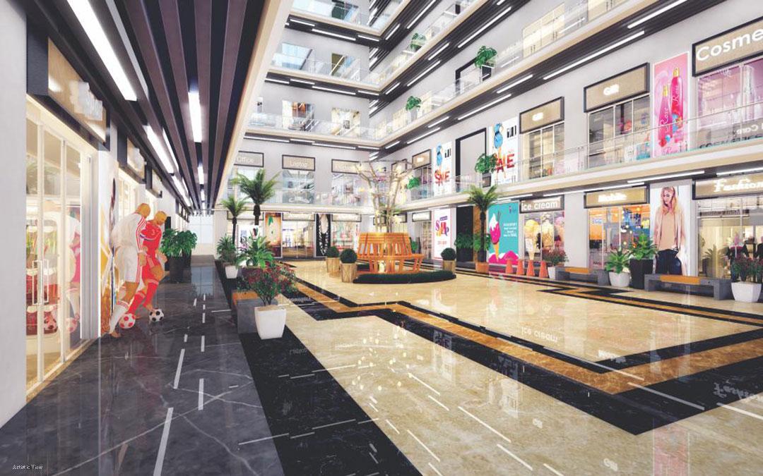 10 Biz Park Commercial Shops